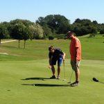 golfbane i Esbjerg
